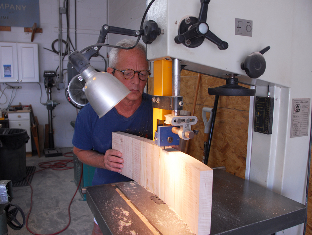 Cutting a Headrest